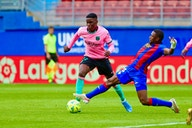 Barcelona start contract talks with youngster Ronald Koeman has already raved about