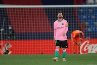 Barcelona blow two leads at Levante and draw 3-3 to damage title ambitions