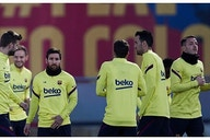 Barcelona squad test negative after barbecue at Lionel Messi's house