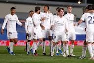 Real Madrid name starting lineup to face Granada at Los Carmenes
