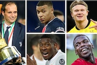 The new Real Madrid: Massimiliano Allegri, Kylian Mbappe and Erling Haaland