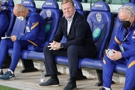 "Ronald Koeman: ""I understand that after the second half there will be questions"""