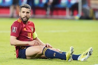 Jordi Alba ready to lead Spain in Sergio Busquets' absence against Sweden