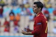 WATCH: Alvaro Morata and Alexander Isak miss HUGE first half chances in Spain v Sweden