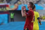 WATCH: Robin Olsen superbly denies Dani Olmo in Spain's Euro 2020 opener