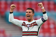 Watch: Cristiano Ronaldo doubles Portugal's lead at Hungary from the penalty spot