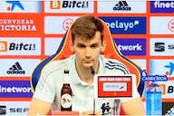 """Diego Llorente on his false positive: """"I didn't even know what to think. I hardly slept that night, I just kept thinking about it."""""""