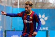 Barcelona's American international set for French move