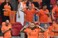 Barcelona have the option of triggering third year in Memphis Depay's two-year contract