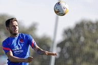 Manchester United confident of agreeing Saul Niguez fee with Atletico Madrid