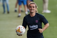 How Antoine Griezmann responded to being touted for transfer by Barcelona