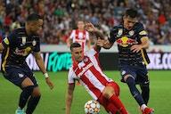 Atletico Madrid dealt injury concern in pre-season defeat to Salzburg