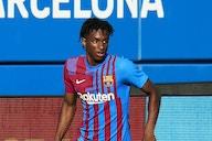 Barcelona B team star to step up as Jordi Alba back up option in 2021/22