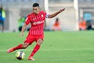 Sevilla draw 2-2 with Paris Saint-Germain at Estadio Algarve in southern Portugal