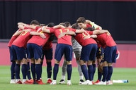 La Roja beat Australia 1-0 to secure first victory of the Olympic Games