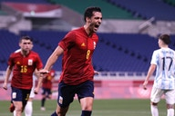 La Roja draw with Argentina but progress to knockout phase of Olympic Games