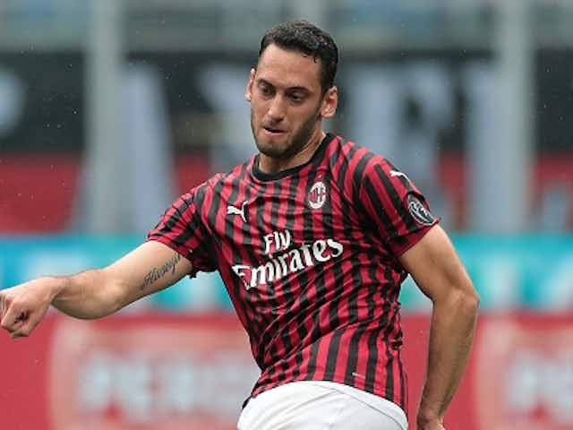 Report – Arsenal offers contract to Milan midfielder
