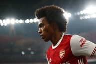 Video – What a free kick from Willian for his first ever Arsenal goal