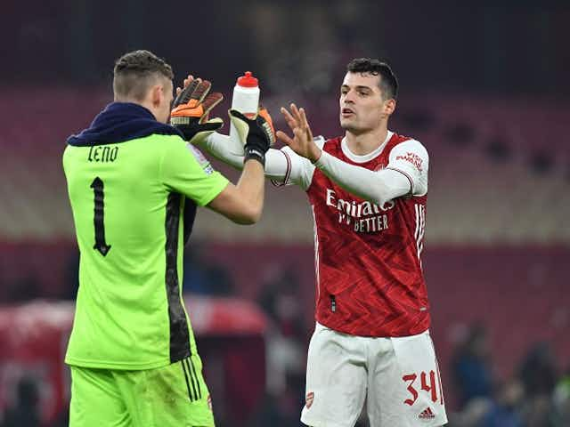 Why Xhaka should not be Arsenal's left back