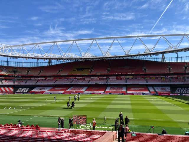 Confirmed Arsenal team for London Derby with Fulham – Ryan in goal