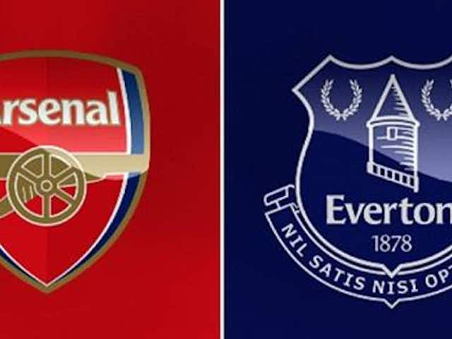 Arsenal v Everton Build-up & Predicted score eight place on offer