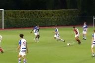 Video – Must watch goal from 14-year-old Arsenal academy player