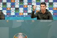 Video: Two Juventus targets imitate Ronaldo gesture