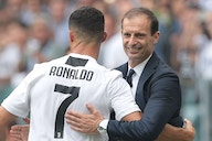 Allegri officially unveiled by Juventus and expects more responsibilities from Ronaldo