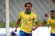 Video: Marquinhos Opens the Scoring for Brazil Against Venezuela