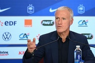 Deschamps Discusses France's Notable Free-Kick Situation Involving Mbappe