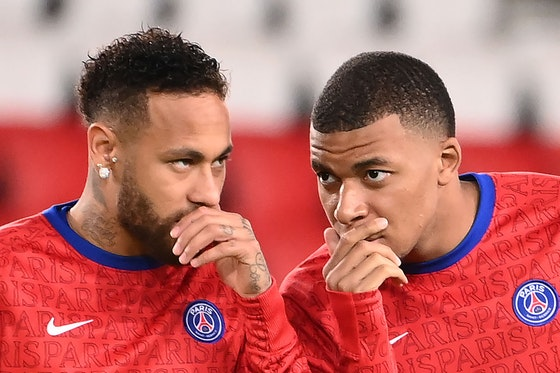 Article image: https://image-service.onefootball.com/crop/face?h=810&image=https%3A%2F%2Ficdn.psgtalk.com%2Fwp-content%2Fuploads%2F2020%2F11%2FNeymar-and-Kylian-Mbappe-PSG-vs-Angers-Ligue-1-2020.jpg&q=25&w=1080