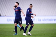 Video: Giroud and Mbappe Combine for a Superb Goal in Training With France