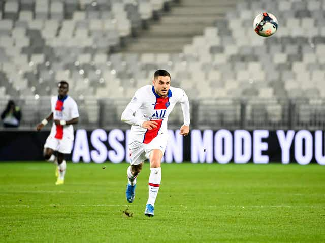Video: Draxler Assists Icardi for PSG's Opening Coupe de France Goal Against Angers