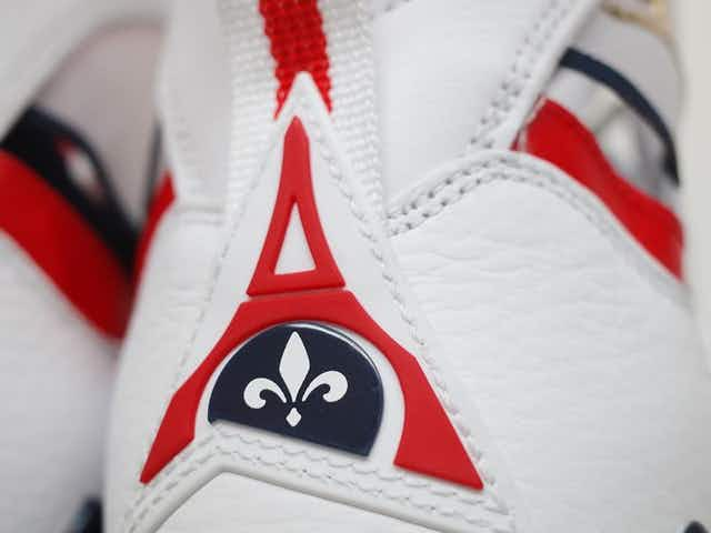 Photo: Hype Beast Shares PSG X Air Jordan 7 Collaboration Shoe Set to Debut in May