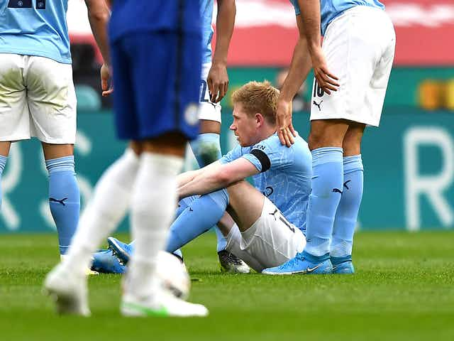 Video: 'Maybe He Will Be Ready For the Semi-Finals' – Pep Guardiola Is Hopeful to Have Kevin De Bruyne Against PSG