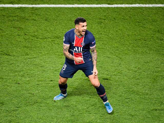 Video: 'We Had a Great Game' – Leandro Paredes Comments on PSG's Performance as They Advance to Champions League Semi-Finals