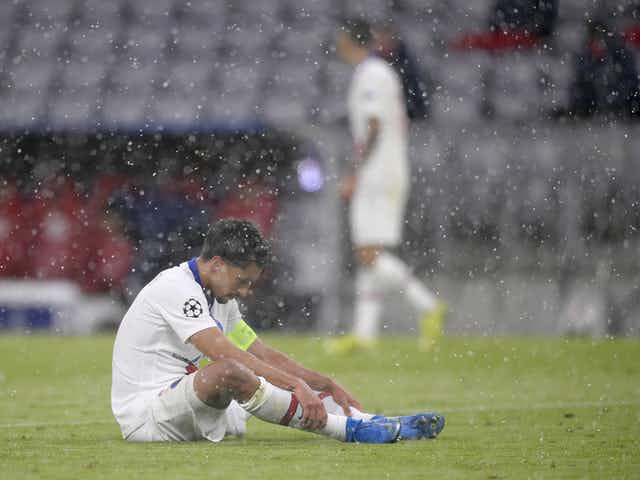Seven Players Will Miss PSG's Coupe de France Fixture Against Angers Due to Injury