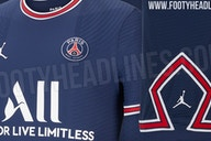 Photo: PSG's 2021-22 Home Kit Revealed with a Reported Release Date