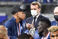 """Video: """"I Think It Is Important That He Remains at PSG"""" – French President Emmanuel Macron on Kylian Mbappé's Future"""