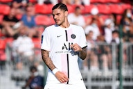 Video: Mauro Icardi Finishes off Quality Build Up for PSG's First Goal Against Sevilla
