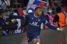 Article image: https://image-service.onefootball.com/resize?fit=max&h=720&image=https%3A%2F%2Ficdn.psgtalk.com%2Fwp-content%2Fuploads%2F2021%2F08%2FKylian-Mbappe-goal-celebration-Stade-de-Reims-vs-PSG-Ligue-1-2021-1020x680.jpg&q=25&w=1080