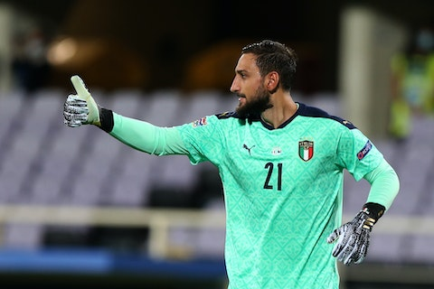 Official Ac Milan Confirm Gianluigi Donnarumma And Jens Petter Hauge Are Covid Positive Onefootball