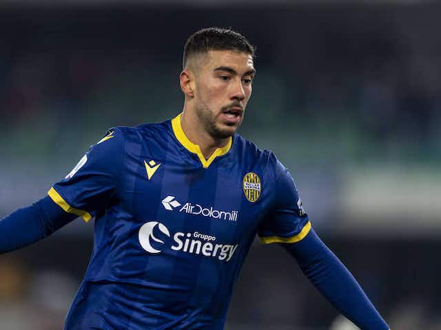 CM: Hellas Verona star waiting for Milan to make their move as talks are held over double swoop