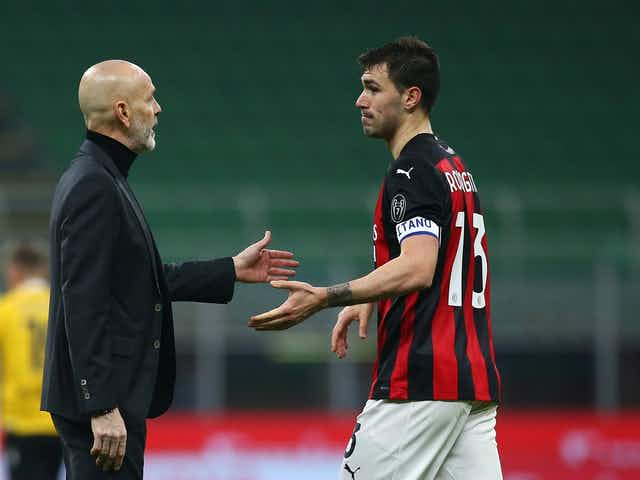 Sky: Pioli set to rotate in defence for Sassuolo game – Romagnoli likely to get the nod