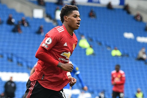 Marcus Rashford Hits Back At Ignorant Claims United Striker Should Stick To Football Onefootball