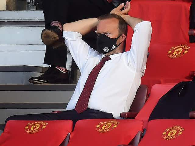 Ed Woodward: Good riddance and thanks for nothing