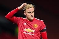 Donny van de Beek's agent rubbishes talks of summer exit from Man Utd