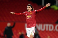 Reports: Edinson Cavani agrees to extend Manchester United contract