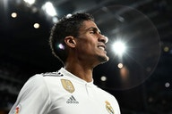 Man United launch opening £50m bid for Real Madrid's Raphael Varane