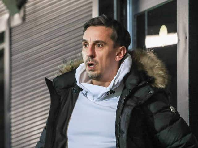 Gary Neville urges Leeds to pull off anti-ESL prank v Liverpool in Premier League meeting